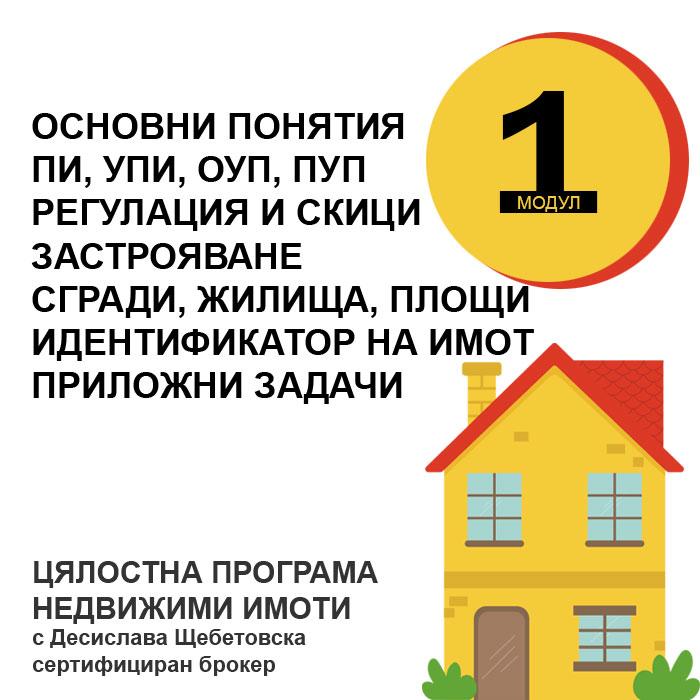 Недвижими имоти - Основни понятия